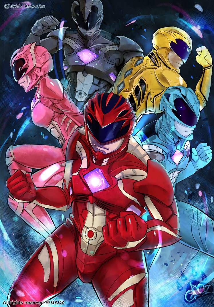 New Power Rangers : power, rangers, Jeremy, Whitmore, Power, Rangers, Legacy, Rangers,, Movie,