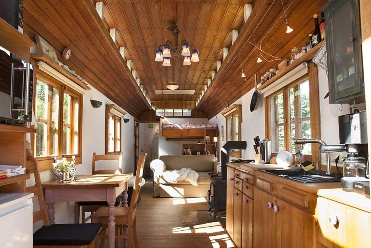 23++ Tiny house als wohnwagen ideen
