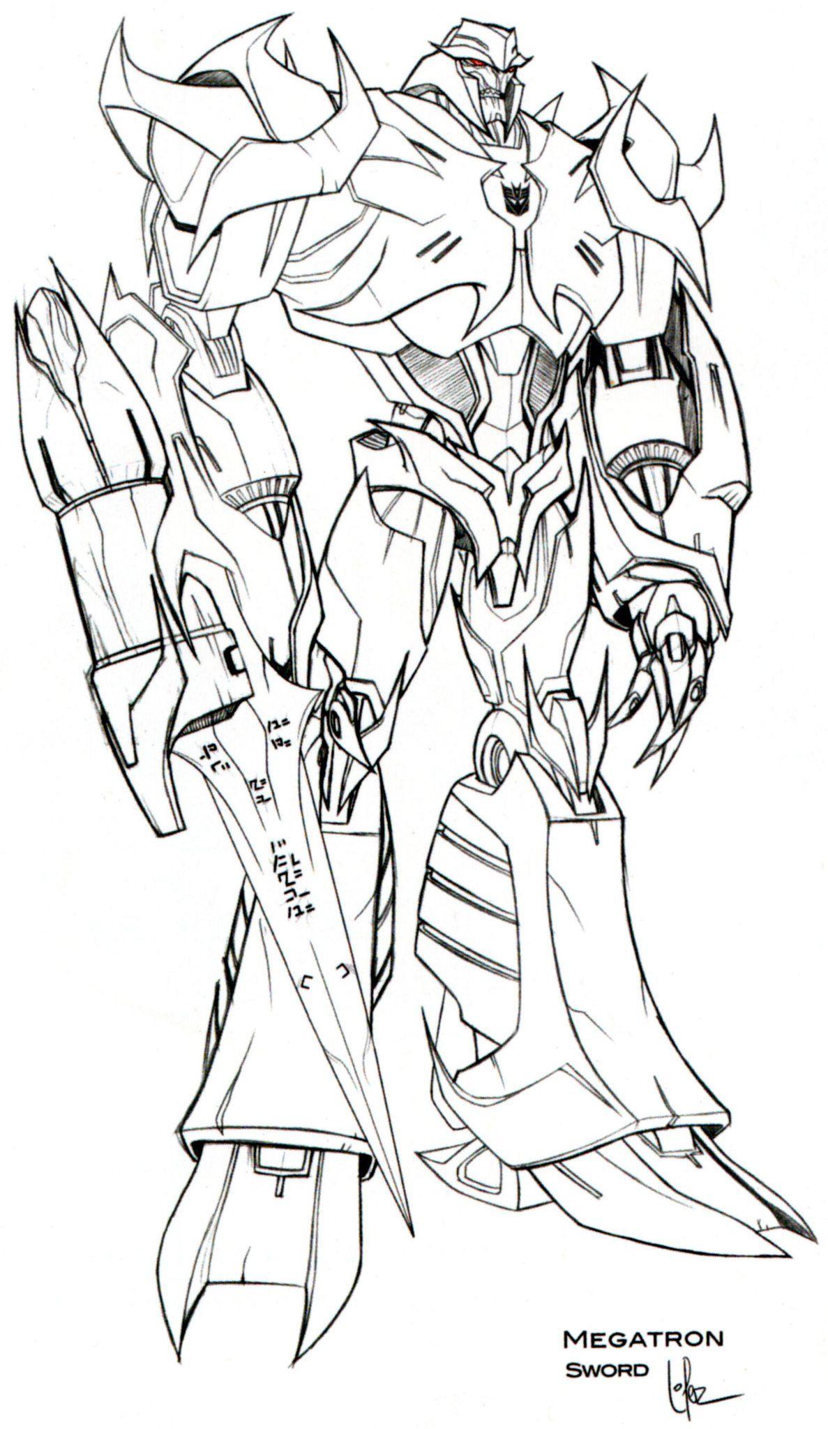 10 Twitter Bocetos Dibujos Y Transformers