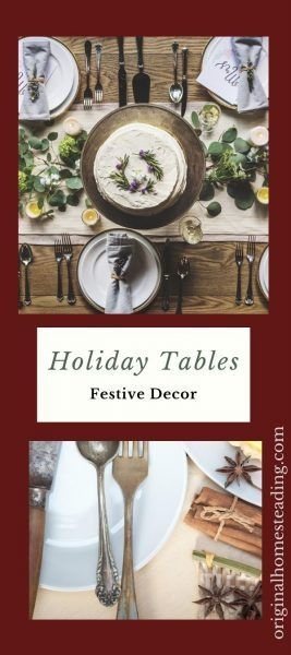 How to Decorate Your Holiday Dinner Table on a Budget