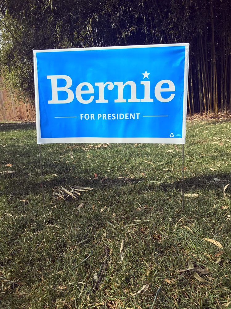 Where To Get Free Political Yard Signs