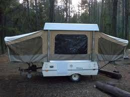 1989 Coleman Columbia Pop Up Camper Coleman Pop Up Campers Pop