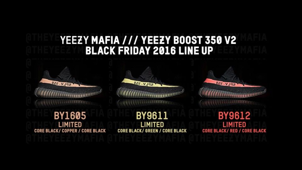 adidas Releasing New YEEZY Boost 350 V2