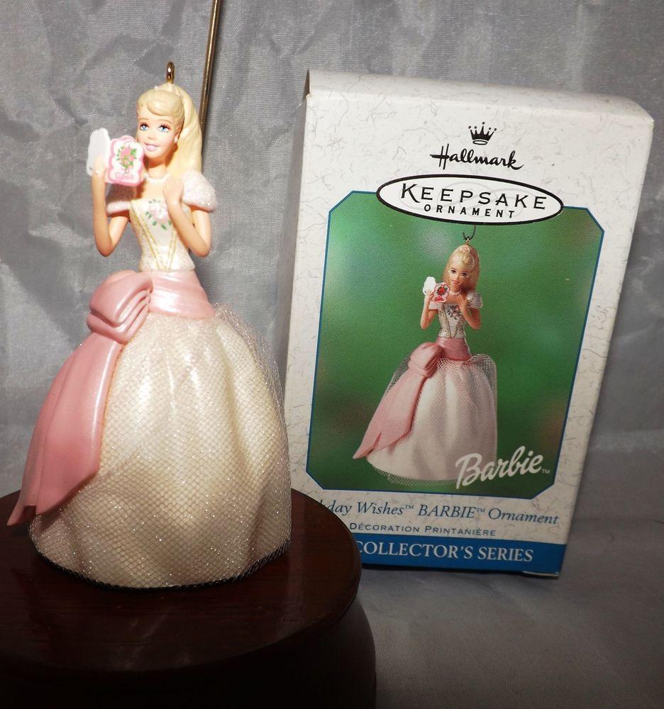 2001 Birthday Wishes Barbie 1 Barbie christmas