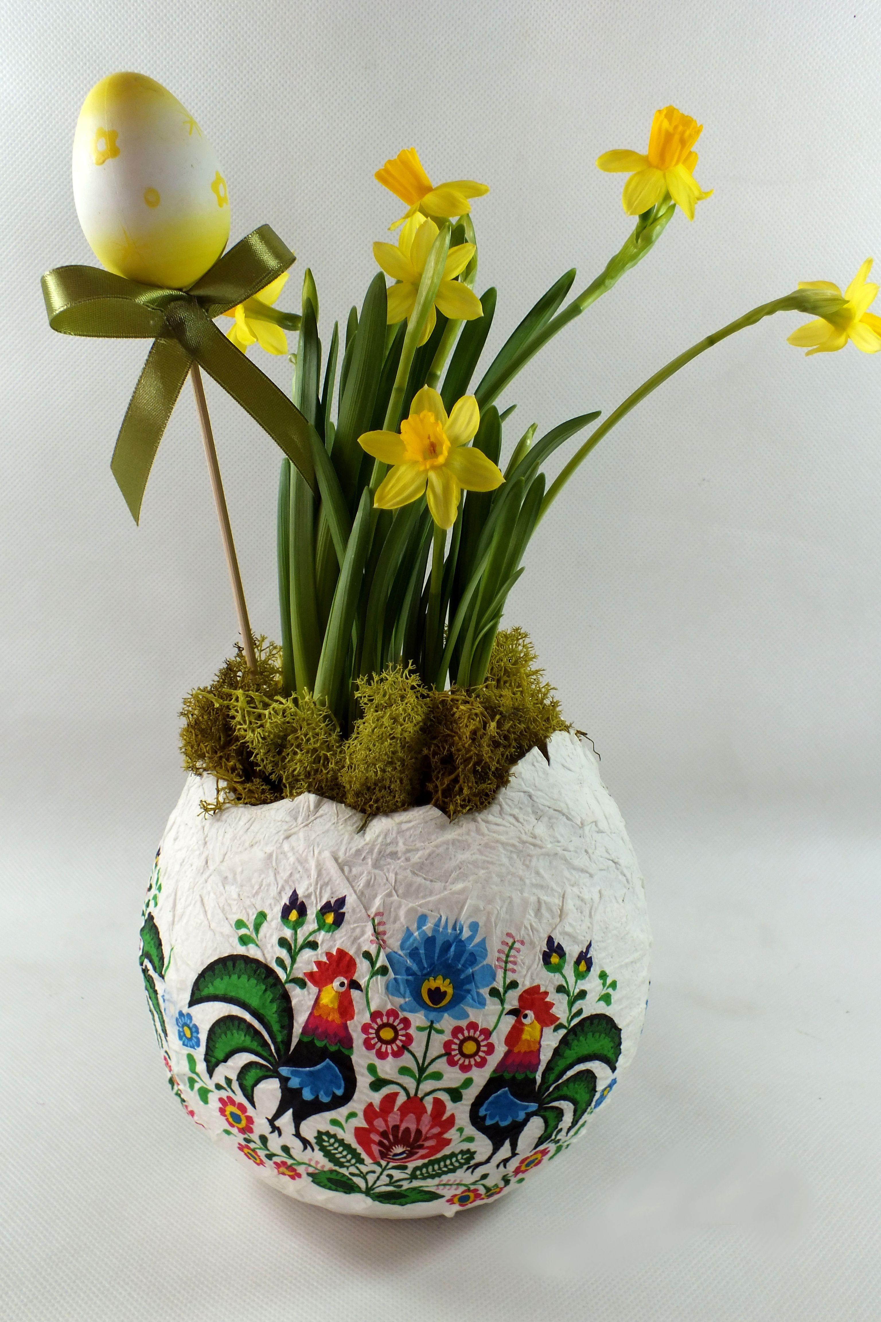 Florystyka Wielkanocna Ozdoby Na Wielkanoc