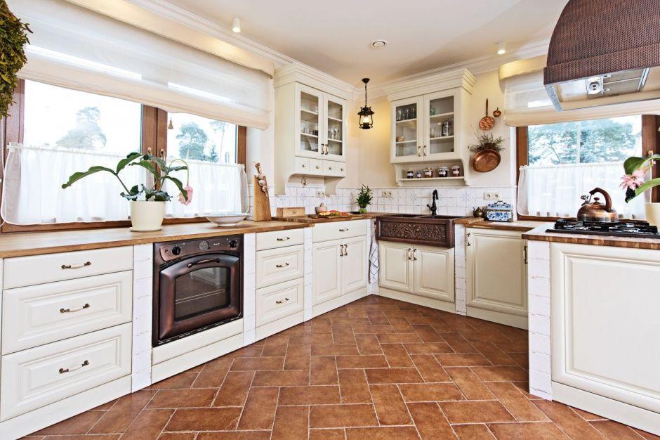 Klasyczna Kuchnia W Stylu Prowansalskim Kitchen Design Modern Small Tiny Kitchen Design Kitchen Remodel Small