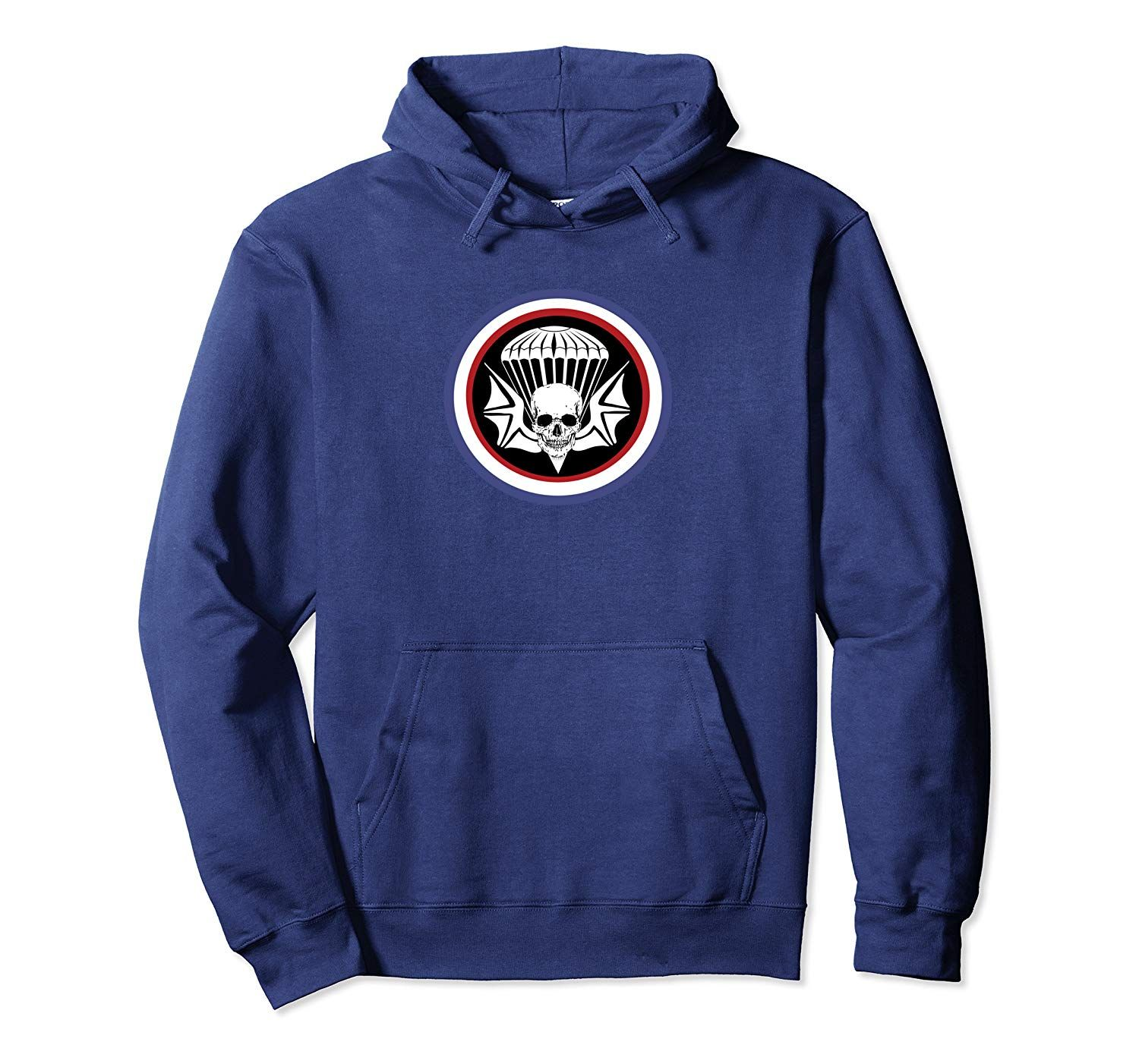 502nd Airborne Infantry Regiment Pullover Hoodie #17thbirthday