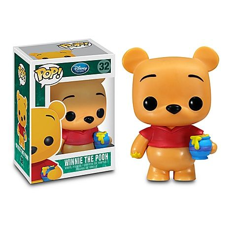 POP! Winnie the Pooh Vinyl Figure by Funko. Is this not the cutest thing ever?