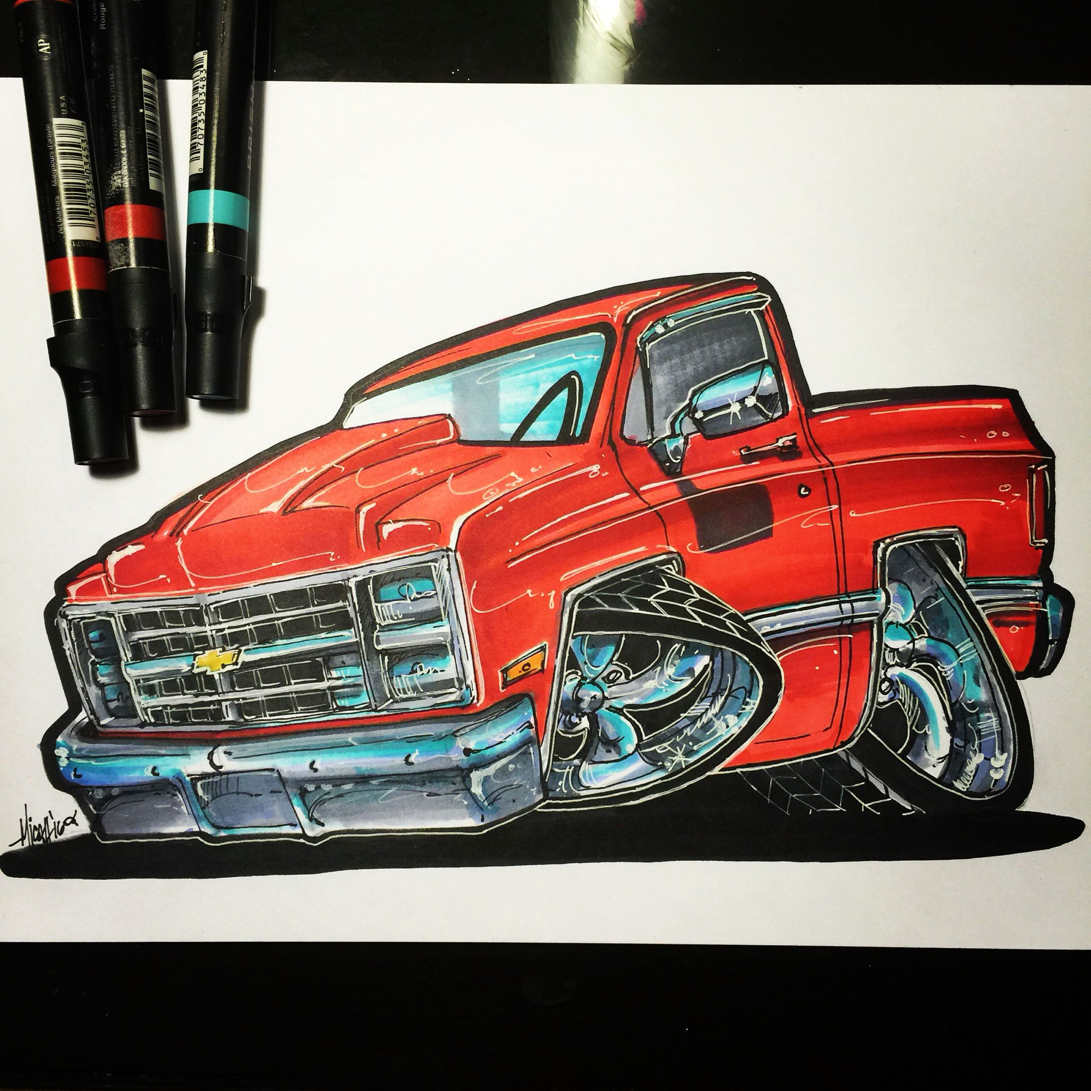 1955 chevrolet pro street truck youtube - Micahdoodles Com Ig _micahdoodles_ Youtube Micahdoodles Watch My Timelapse Drawings 86
