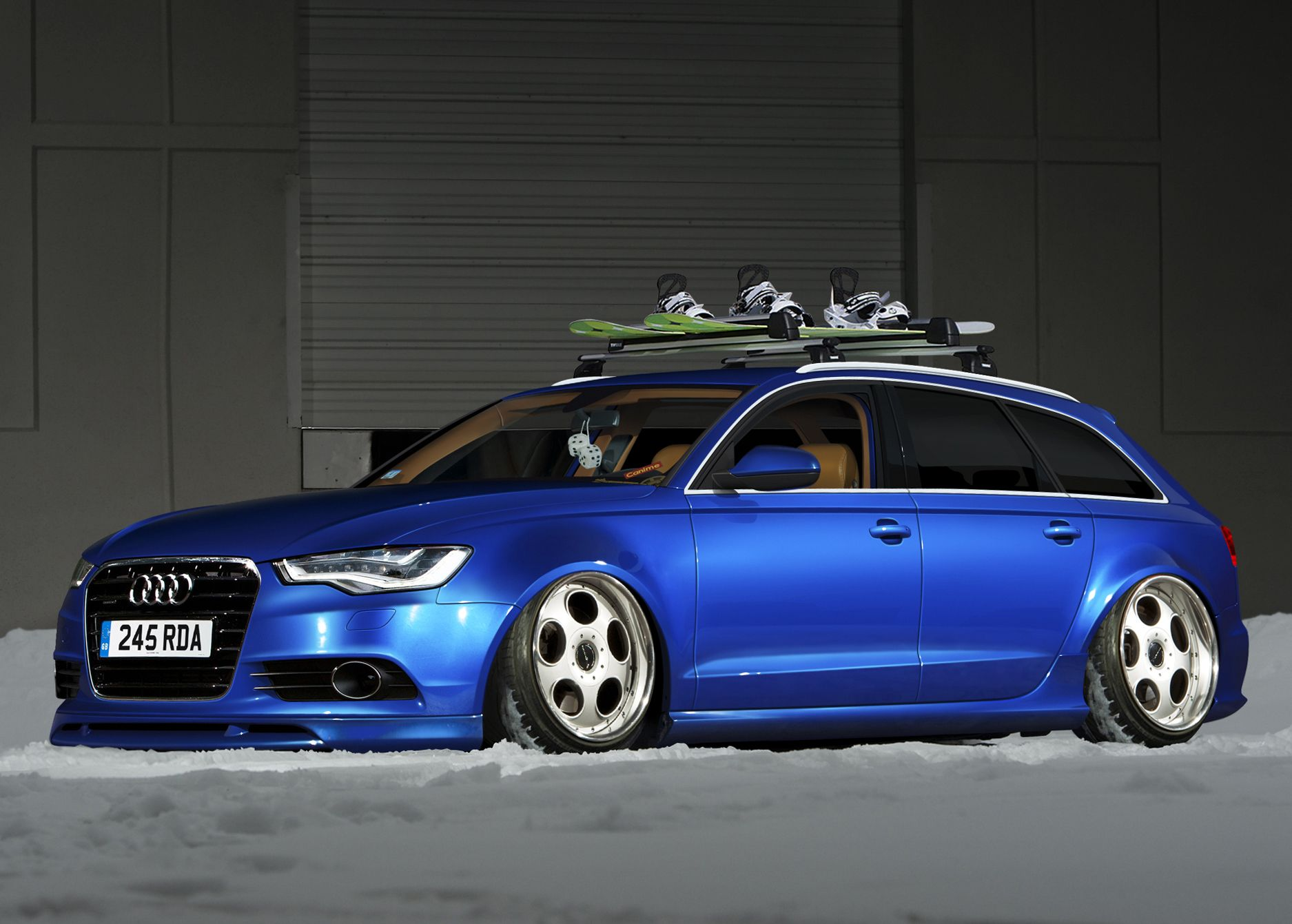 Racks On Racks Hatchback Audi Audi S4