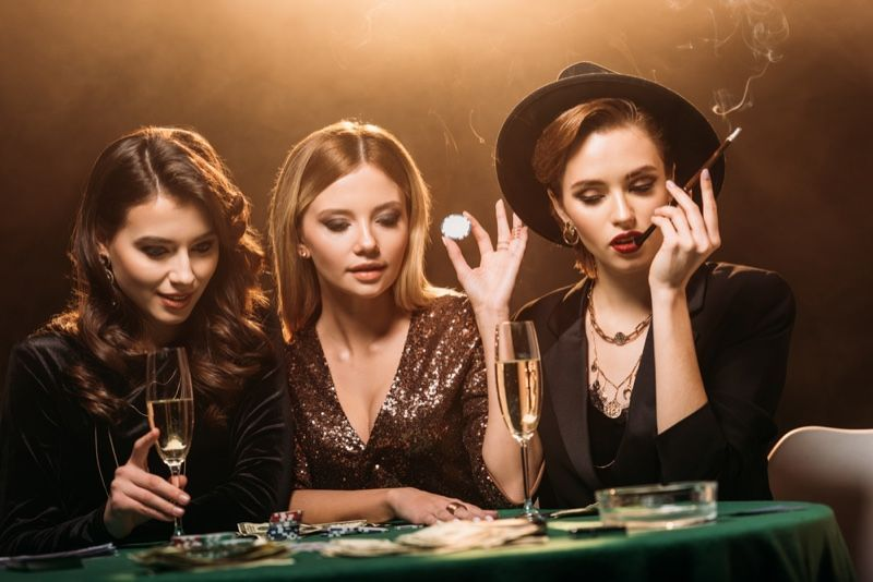 How To Host The Perfect Casino Party At Home   Fashion Gone Rogue #casino