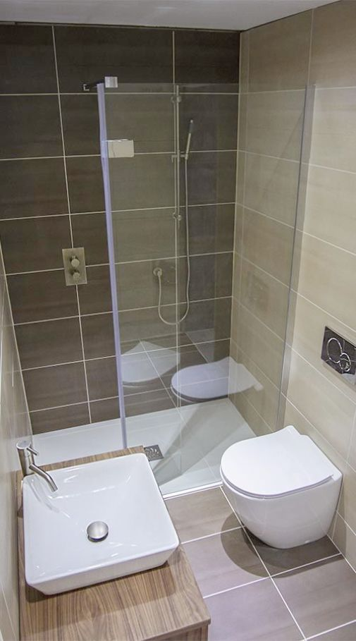 Cool Small Bathrooms With Bath And Shower Cubicle Valuable Small Bathroom Simple Bathroom Small Bathroom Inspiration Bathroom ideas for small bathrooms