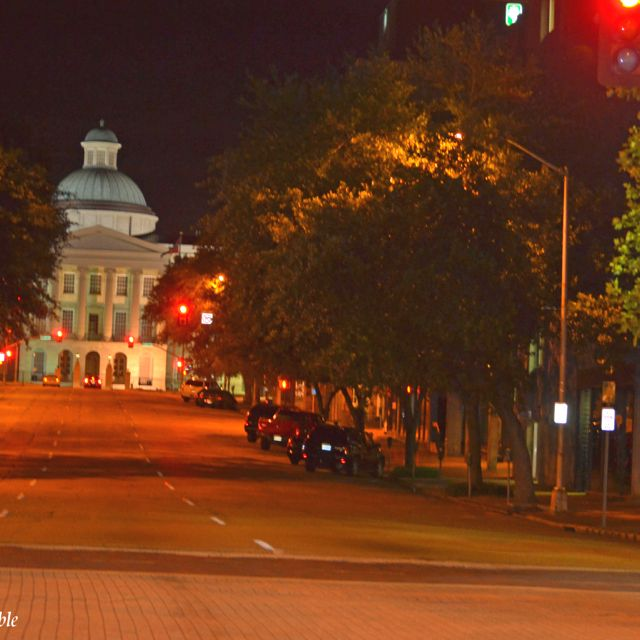 Old Capitol Jackson Ms Street View Mississippi Beautiful
