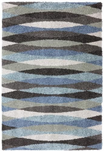 Mohawk Home Shag Elegance Collection Swirl Area Rug 8 X 10