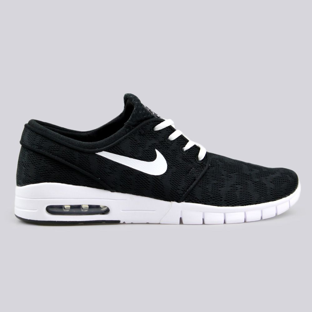 Nike SB Nike Stefan Janoski Max Trainers Black White
