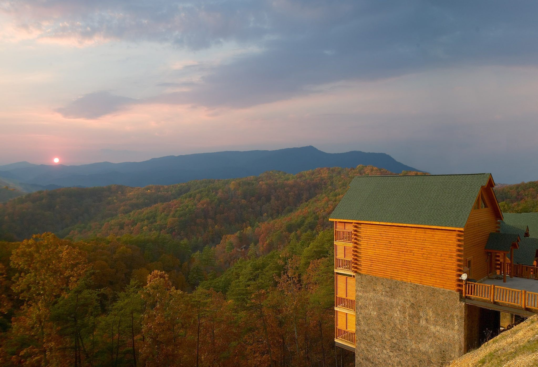 cabins mountain in luxury watch woodland bring to great the smoky tour mountains lofts