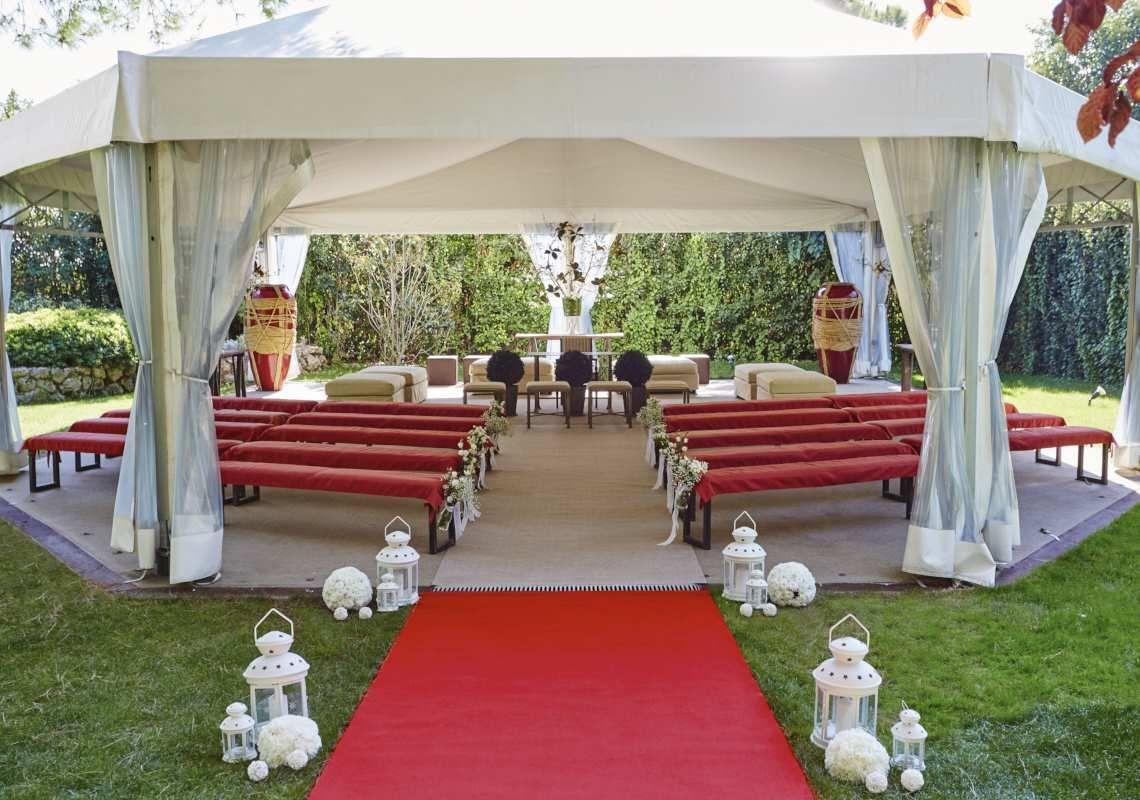 Ceremonia Civil La Quinta De Illescas La Quinta De Illescas  ~ Sitios Bonitos Para Casarse En Madrid