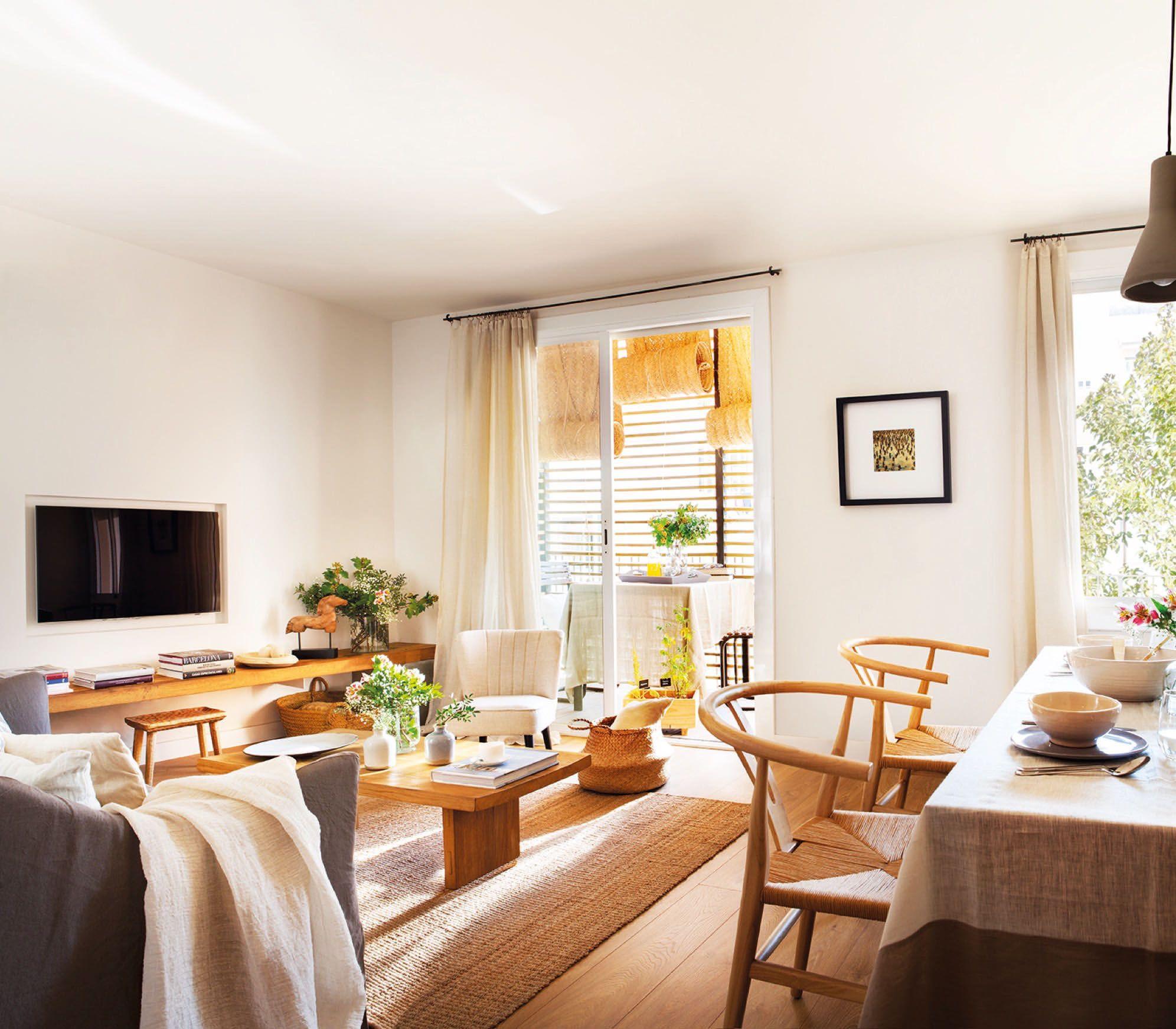 Requisitos para un primer dulce hogar | Silla wishbone, Salon ...