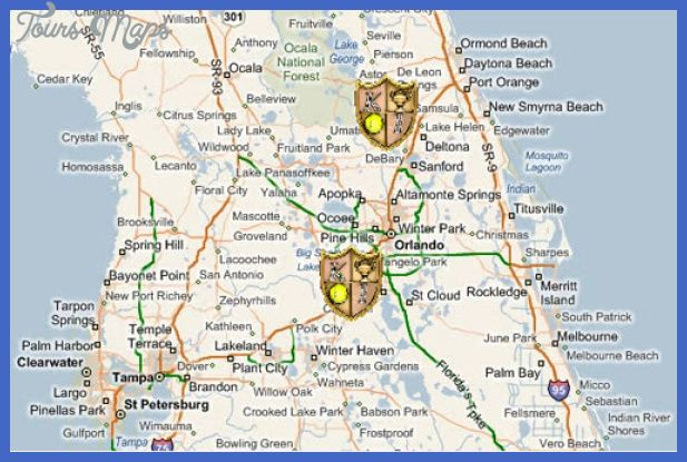 Orlando Metro Map.Awesome Orlando Metro Map Tours Maps Pinterest Map Orlando
