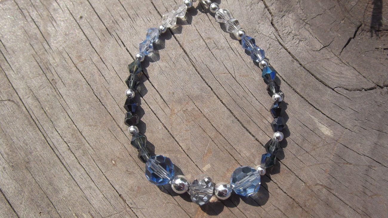 ON SALE! Handmade Shade of Blue Swarovski Crystal Earrings http://www.bonanza.com/listings/ON-SALE-Handmade-Shade-of-Blue-Swarovski-Crystal-Earrings/84361233#