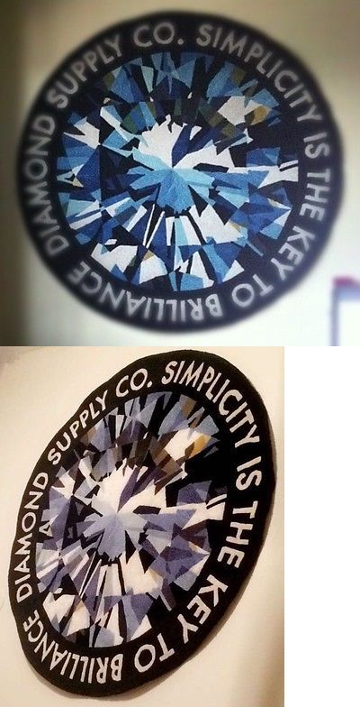 Stickers And Decals 47357 Diamond Supply Co Rug U003e It Now