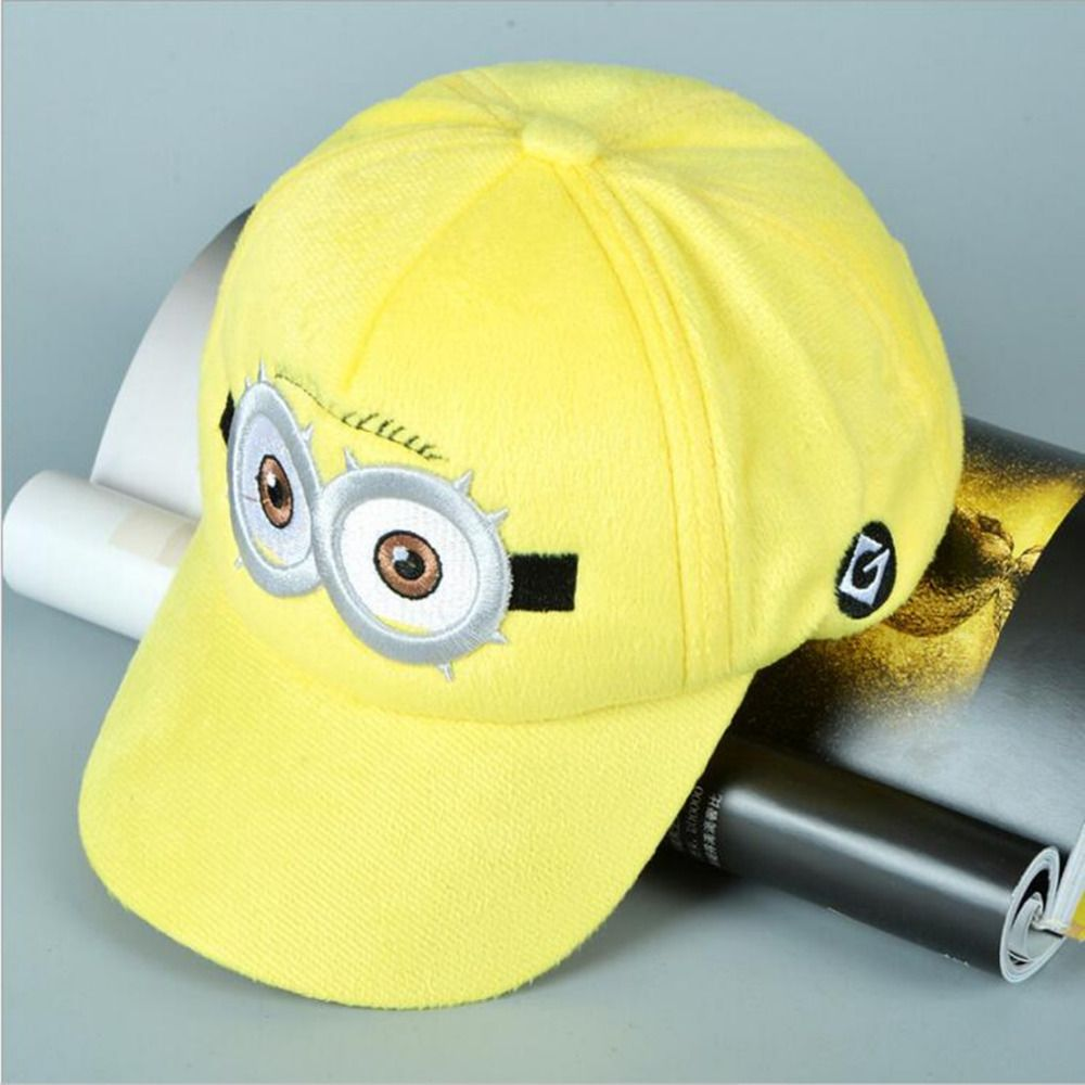 b7b01125ae4 Click to Buy    Despicable Me Cosplay Cap Novelty cartoon kid Children Hip
