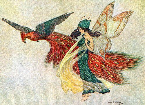 Hilda Miller Fairy Book Fairy Artwork Fairy Illustration