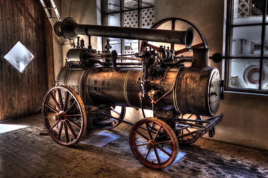 Steam Engines For Sale   Steam engine Photograph - Steam engine Fine Art Print
