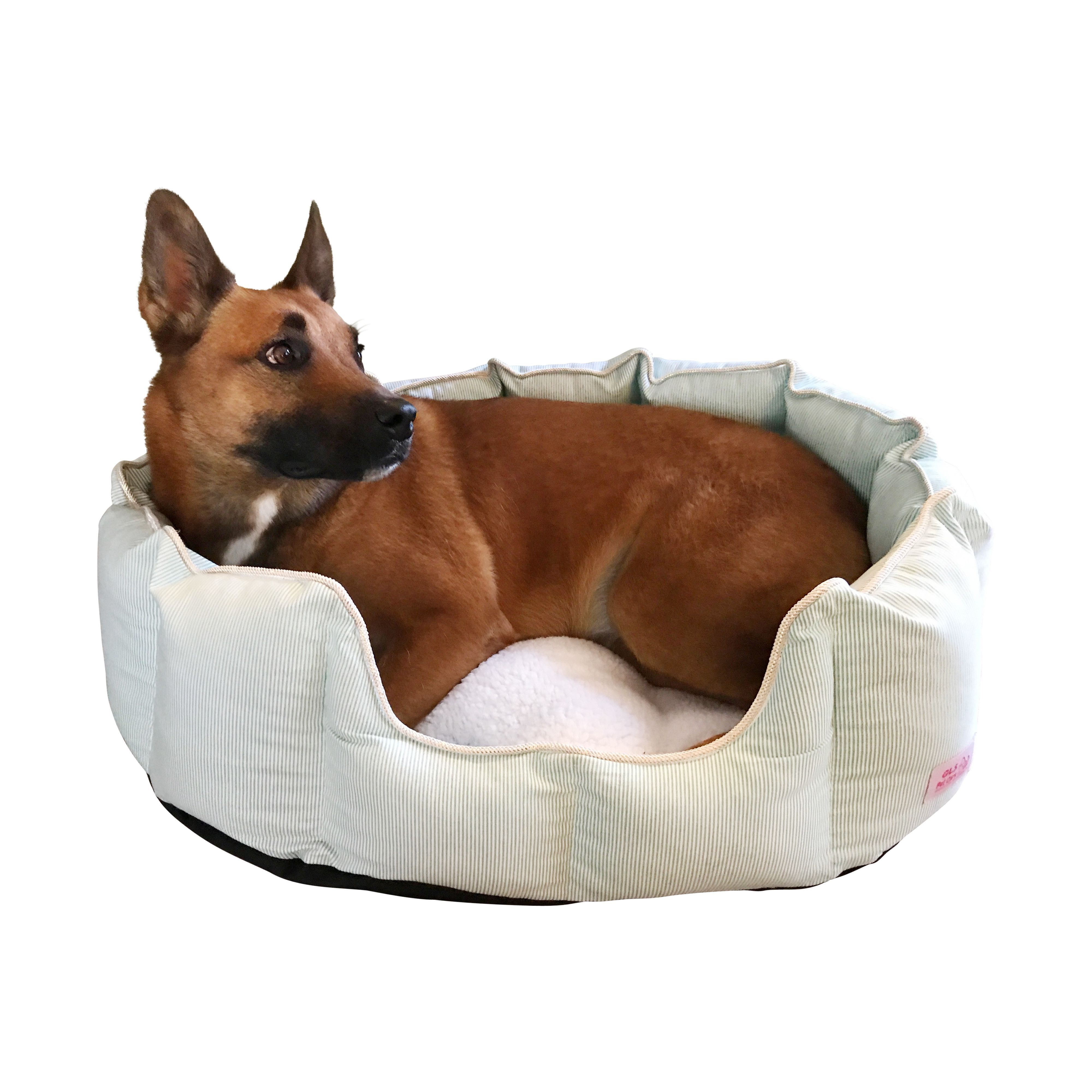 designer snuggle tan camel small base fabric how kona light in dog keep cover a your brown products bed the flannel winter warm to with cave removable