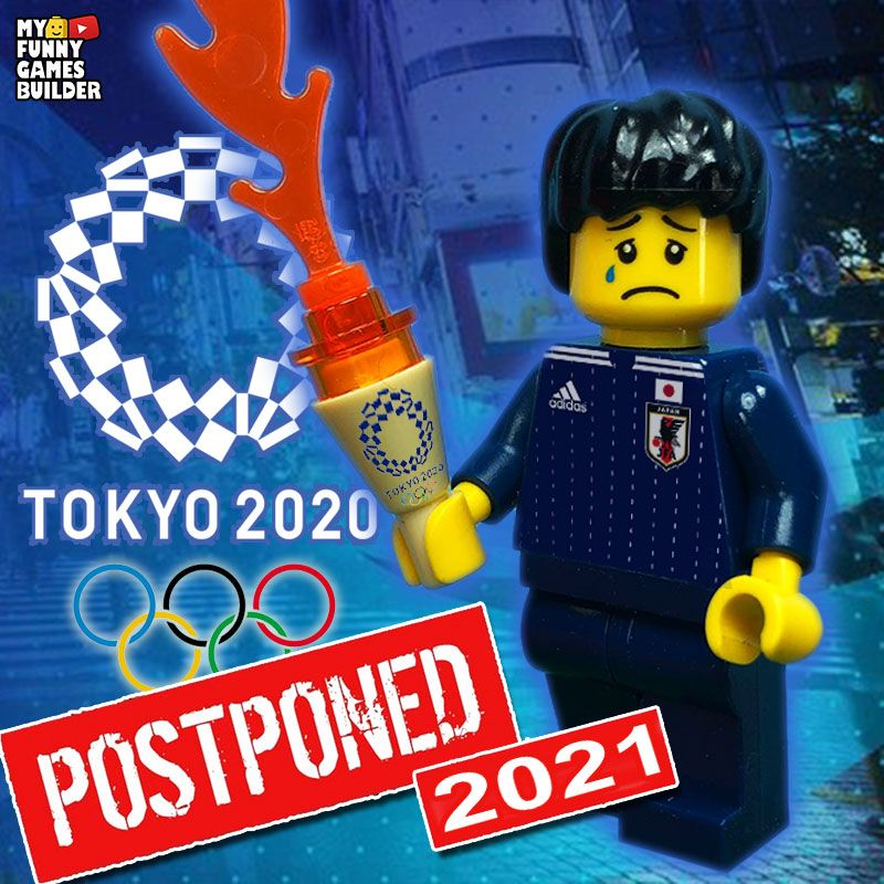 The Tokyo2020 Olympics Have Been Postponed To 2021 Tokyo2021