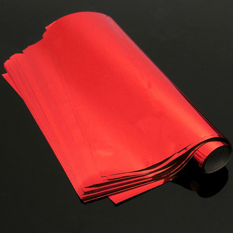 Gold Silver Red Hot Stamping Foil Paper Laminator