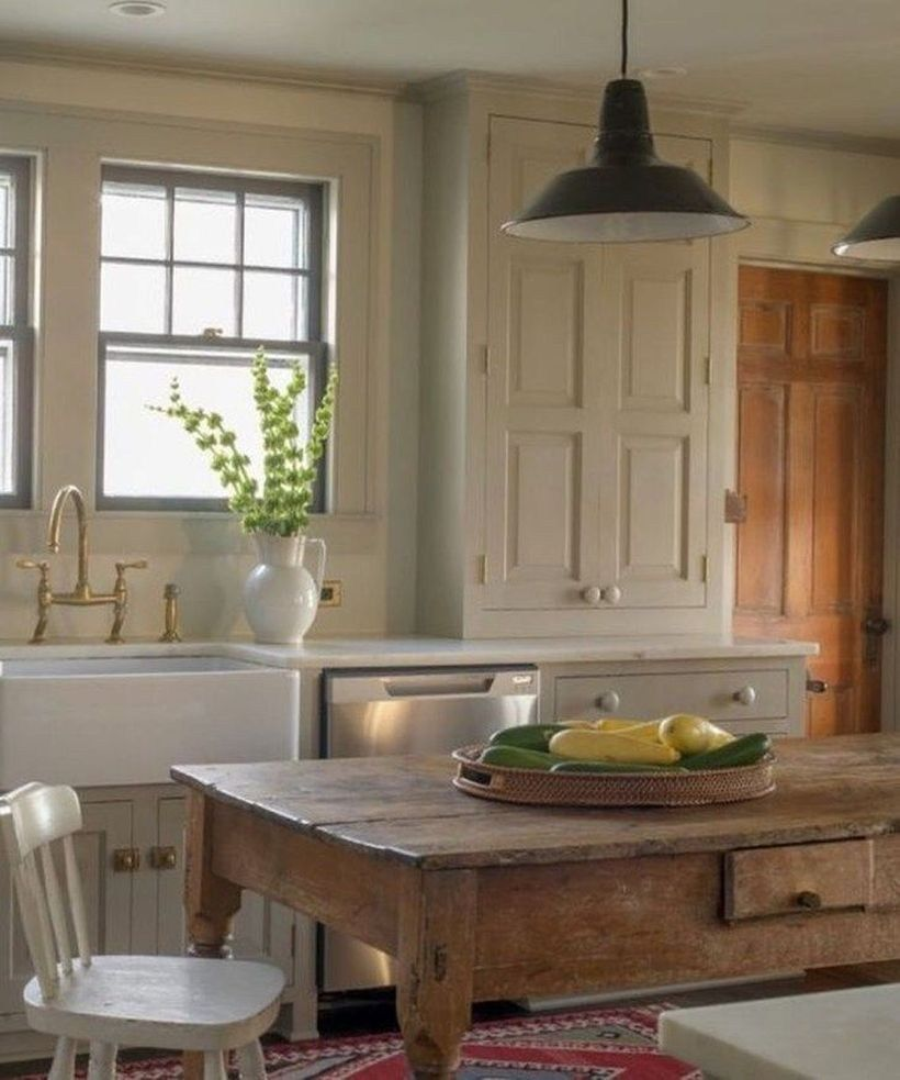 Charming Rustic Kitchen Ideas And Inspirations: Inspiration For Home Decor On Home Decor