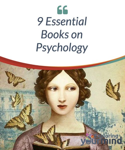9 Essential Books on Psychology is part of Psychology books, Books, Psychology, Personal development books, Self help books, Books to read - Psychology books, also known as selfhelp books, are among the most highly demanded today  Managing our emotions and understanding how we operate internally is essential to leading a full life  Therefore, psychology books are an excellent tool for knowledge and personal growth  Self help books cover many issues and areas that are of interest to us on our …