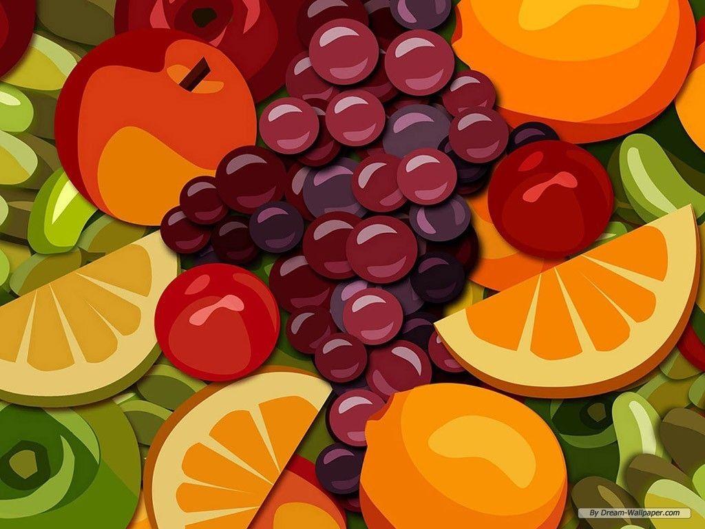 Images2fanpop Images Photos 7000000 Mixed Fruit Wallpaper 7004507 1024 768