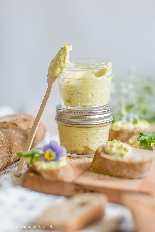 Ab auf´s Brot: Einfacher Curry-Frischkäse-Aufstrich