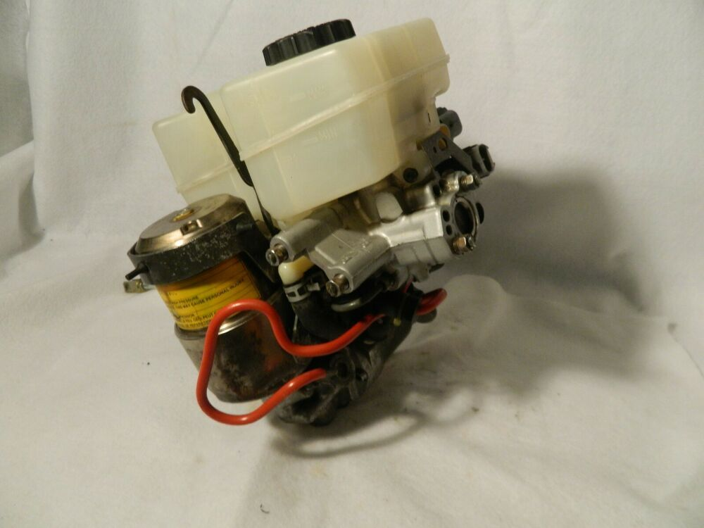 200102 TOYOTA 4RUNNER GX470 ABS Pump Brake Master