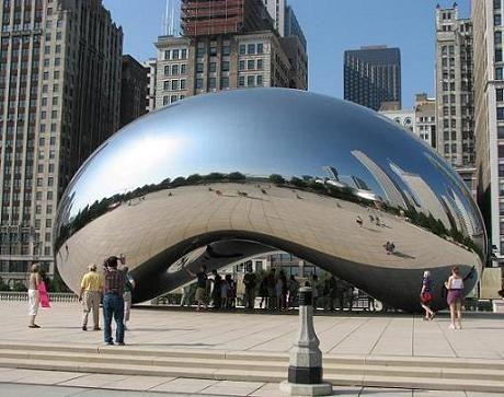 Huge ass shiny bean - Chicago - US