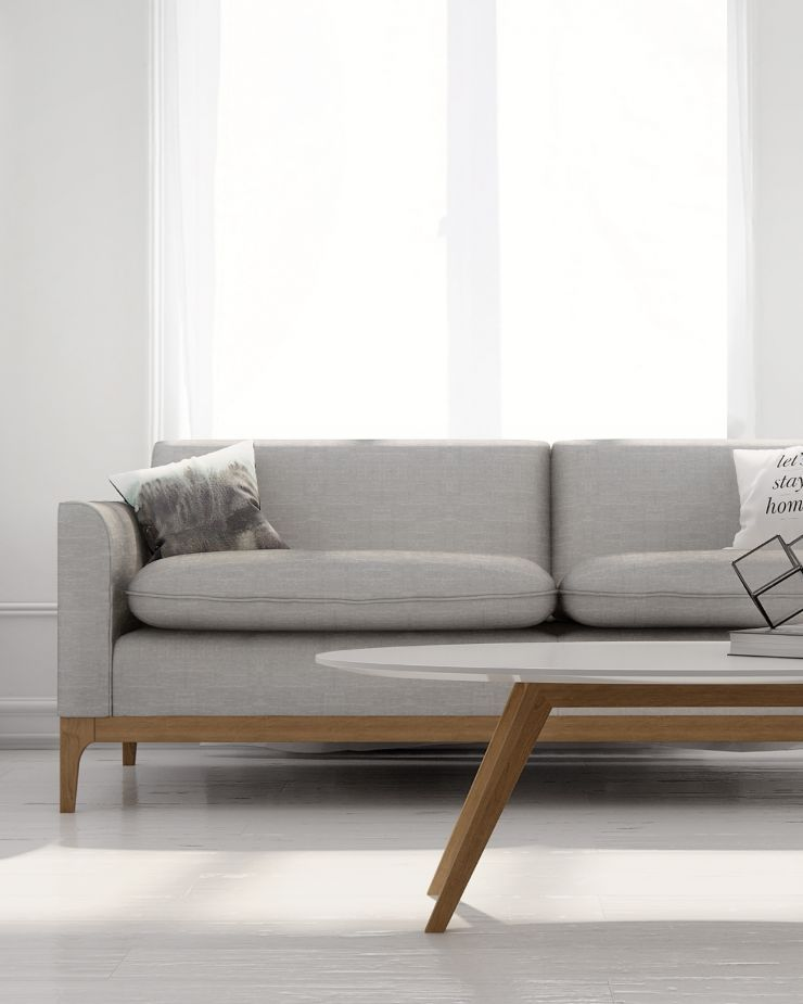Mid Century Modern Sofas Sectionals Rove Concepts Furniture Coffee Table Furniture Modern Sofa Sectional