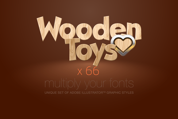 Ai Cs5 Graphic Styles Wooden Text Effects Graphic Illustrator Tutorials