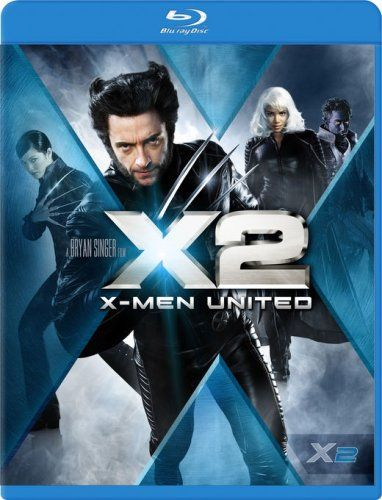 Robot Check Wolverine Movie X Men Blu Ray Movies