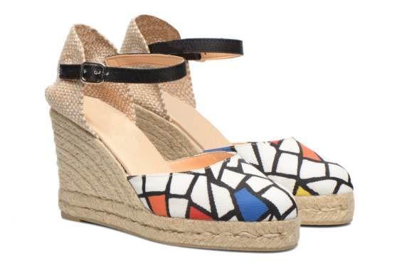 Sandales et nu-pieds Silla Desigual vue détail/paire