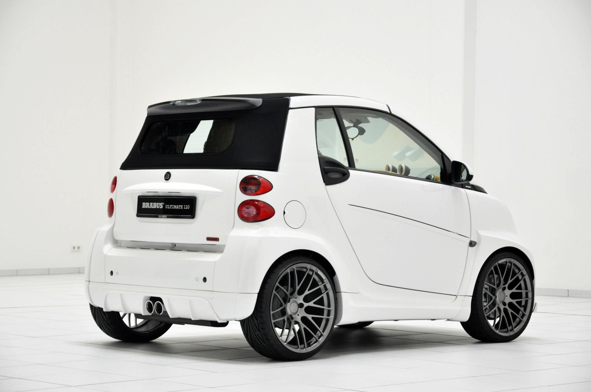 smart brabus ultimate 120 smart fortwo tuning pinterest smart brabus and 120. Black Bedroom Furniture Sets. Home Design Ideas