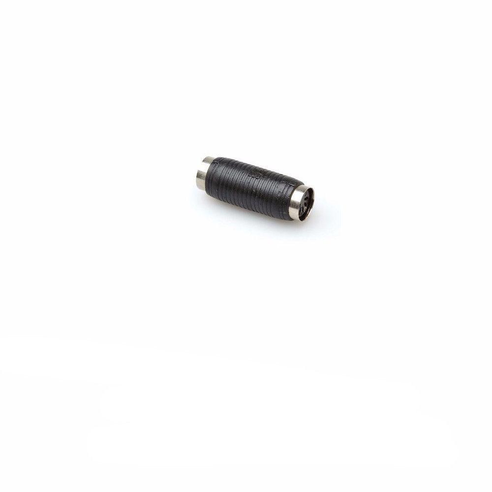 Hosa GMD-108 MIDI Coupler - 5 Pin DIN to Same