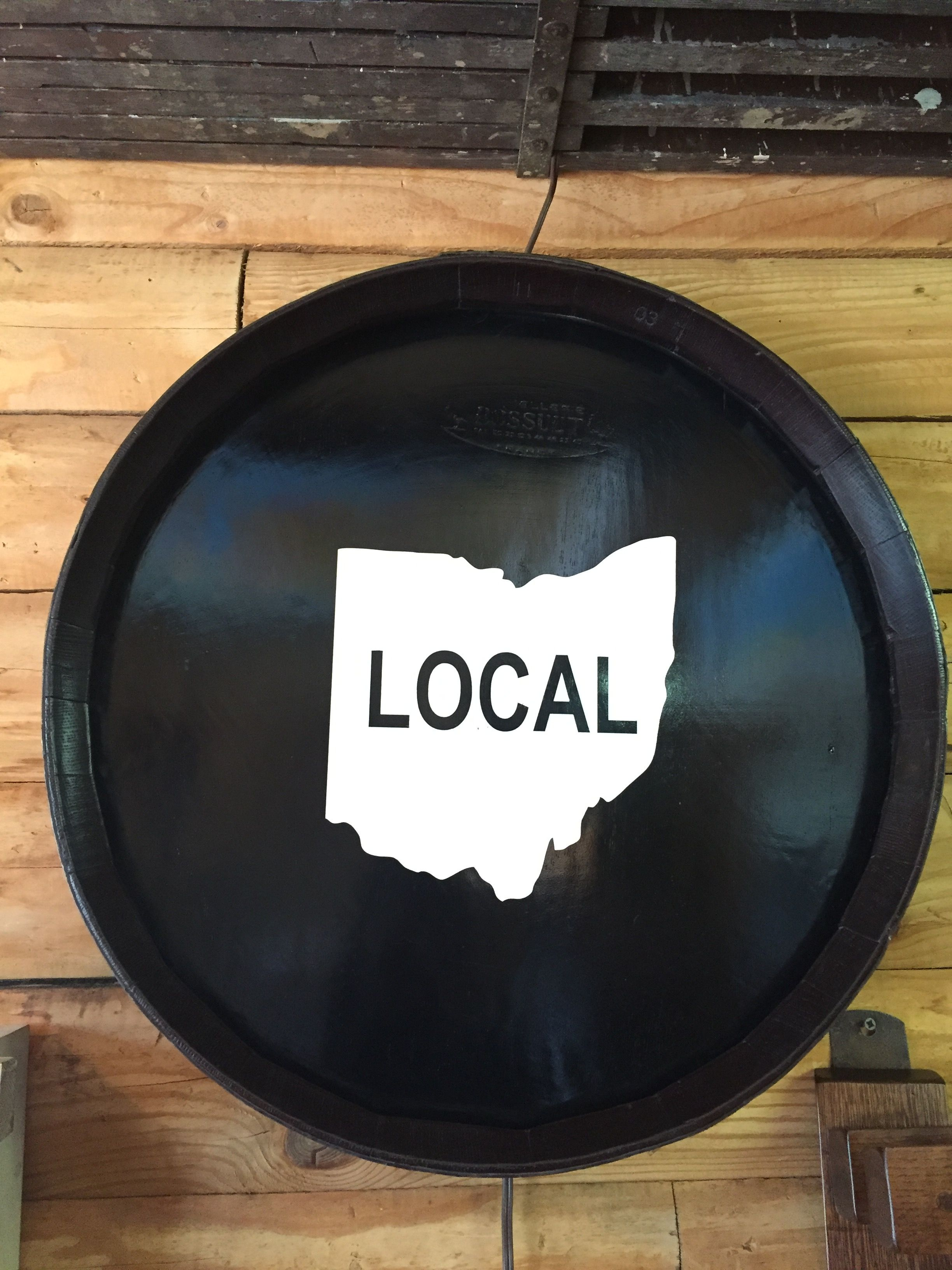 Locally Made In Ohio Amish Country Our Barrel Furniture Is Sure To