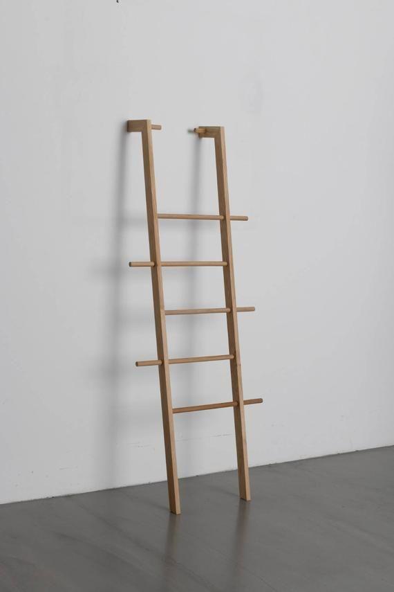 Tb 3 2 Kleiderleiter Clothes Ladder Holzleiter