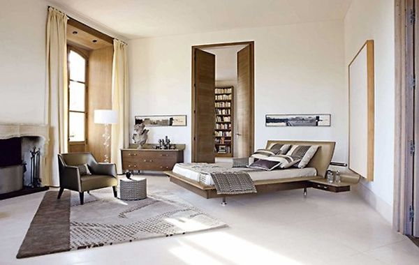 A SINGLE MAN Some Masculine Bedrooms For The Fellas Interior - Single man bedroom design