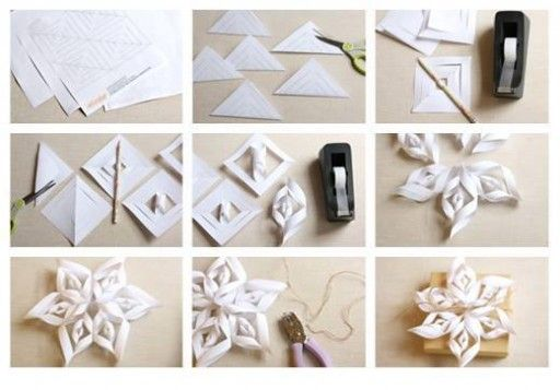 Paper Craft Making Steps Image Collections Origami Instructions