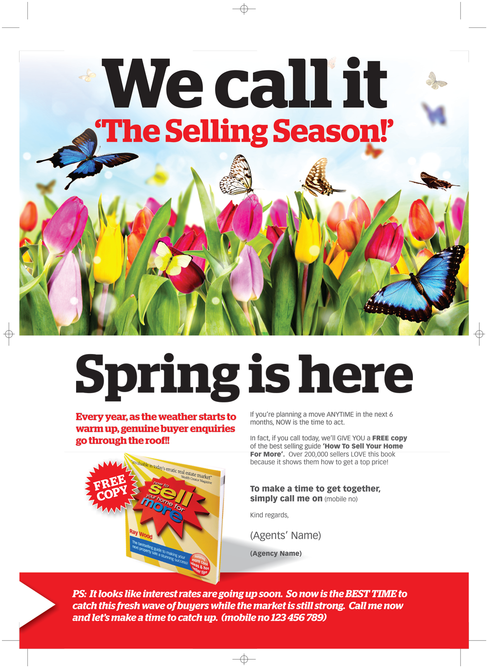 lead generator flyer selling in spring bestagentsinc com flyer