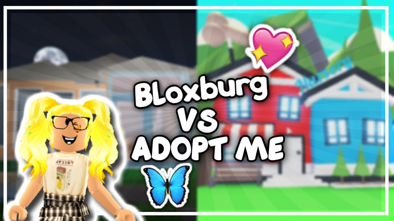 Bloxburg Vs Adopt Me My Unpopular Opinions The Gaming Pandicorn Rob In 2020 Unpopular Opinion Adoption Thats Not My