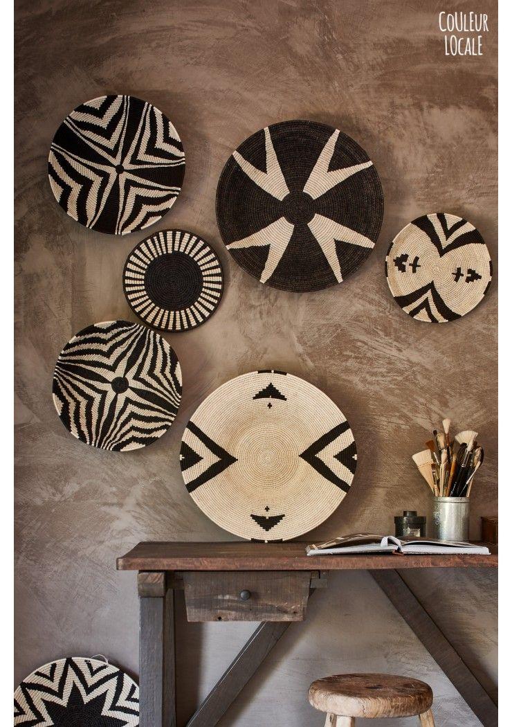 Sisal Plate Bags Baskets Mand Decoratie Afrikaanse Interieur Manden